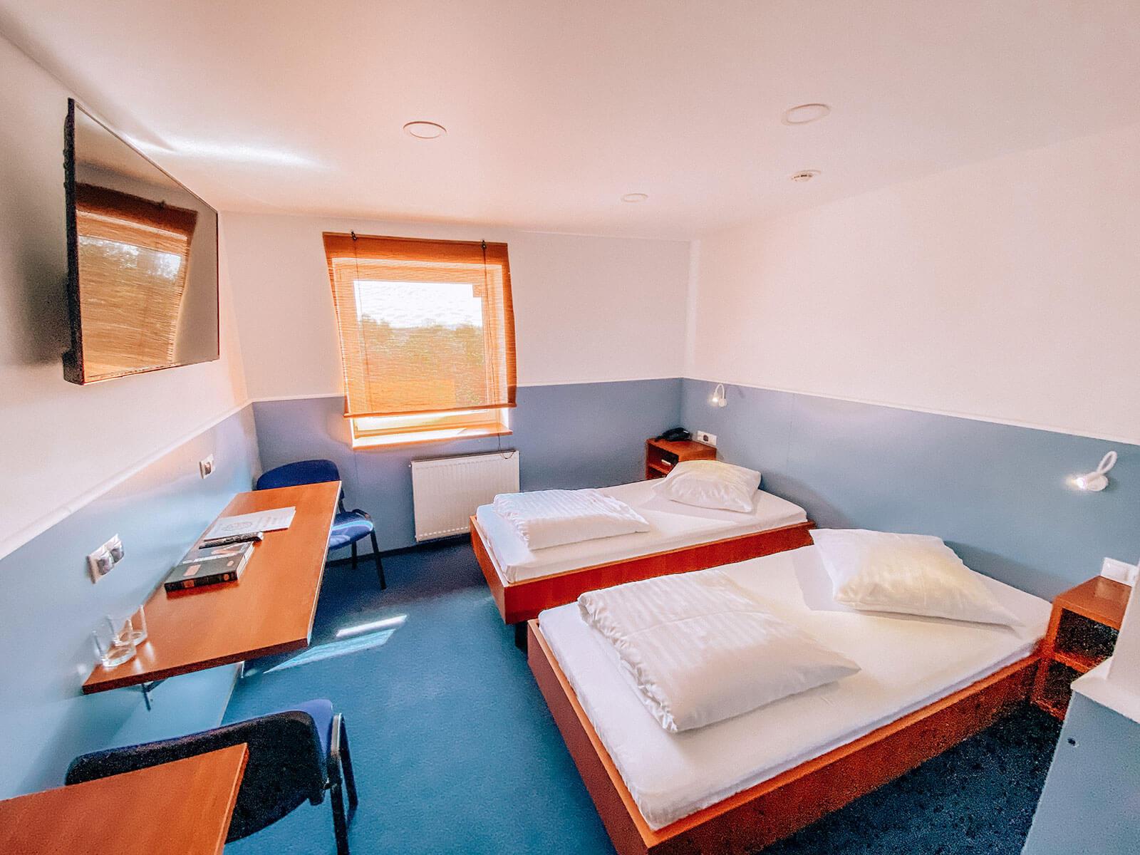 комната стандарт фото 1
