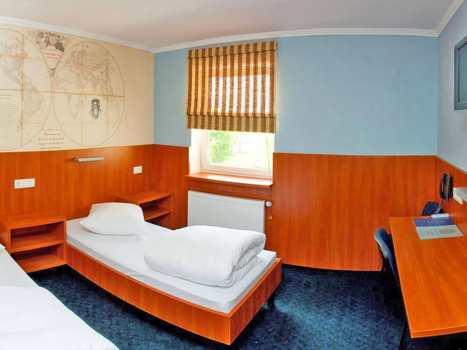 комната стандарт фото 4