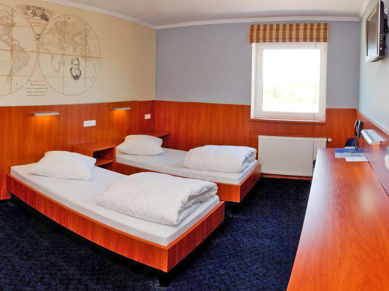 Комната TWIN фото 1